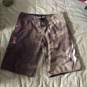 """Bundle"" 2 men's fox shorts"